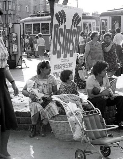 MOSZKVA TÉR 1978 BP
