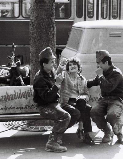 SZENT ISTVÁN KÖRÚT 1982 BP